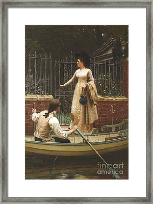 The Elopement - Framed Print by Celestial Images