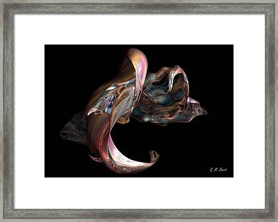 The Emerging Self Framed Print by Michael Durst