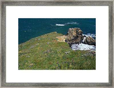 The Ends Of The Earth Framed Print