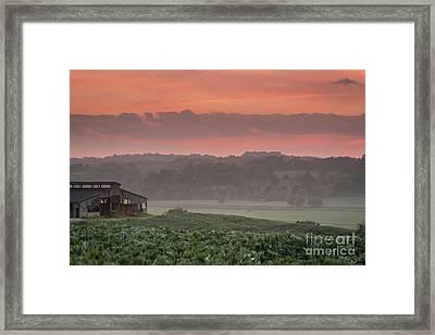 The English Landscape 2 Framed Print
