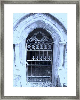 The Entrace Framed Print