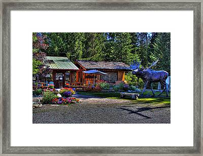 The Entree Gallery II Framed Print by David Patterson
