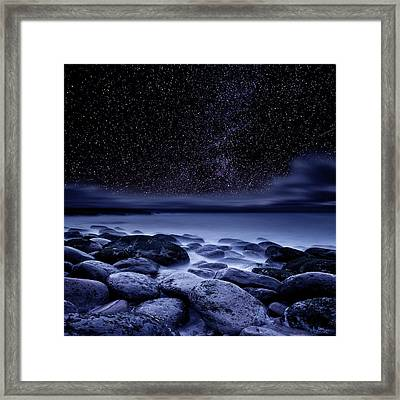 Framed Print featuring the photograph The Essence Of Everything by Jorge Maia