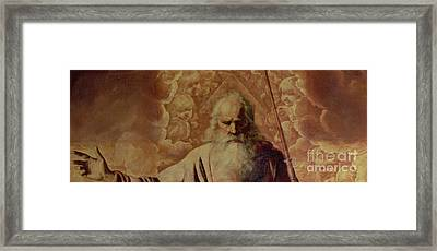 The Eternal Father, 1636 Framed Print