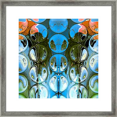 The Exspheriment Framed Print by Wendy J St Christopher