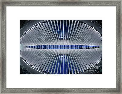 The Eye Of Oculus  Framed Print