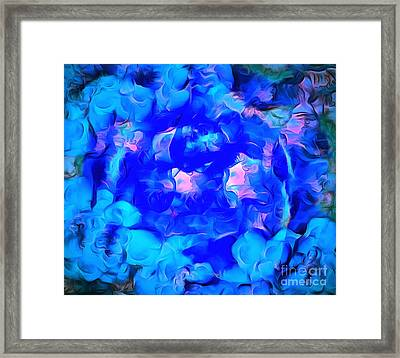 The Eyes Of Truth Framed Print