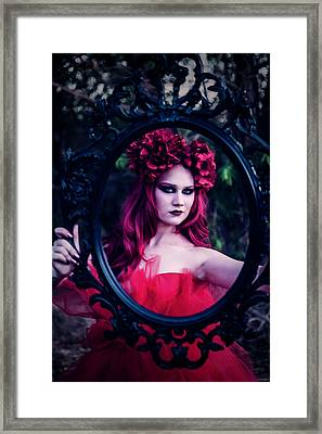 Framed Print featuring the photograph The Fairest Of Them All by Ryan Smith