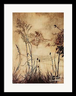 Kensington Framed Prints