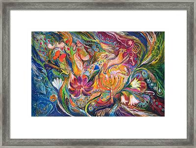 The Fairytale Framed Print by Elena Kotliarker