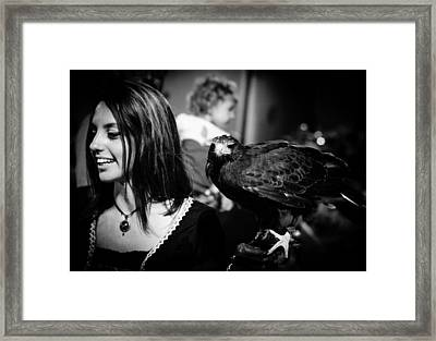 The Falconers Framed Print