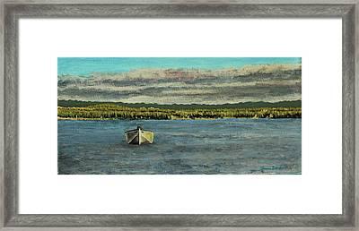 The Far Shore Framed Print
