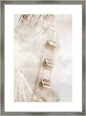 The Faraway Fair Framed Print