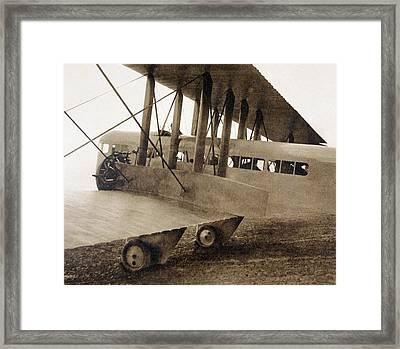 The Farman F.60 Goliath Passenger Framed Print