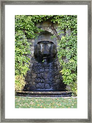 The Fells Historic Estate - Newbury Nh Usa Framed Print by Erin Paul Donovan