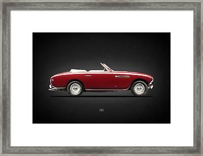The Ferrari 212 Framed Print by Mark Rogan