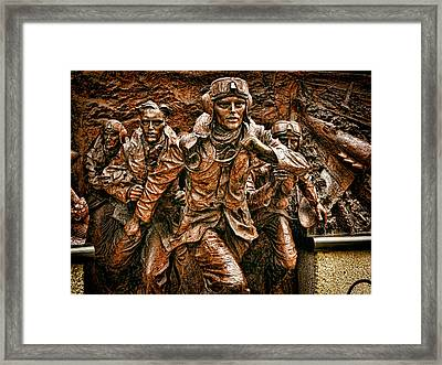 The Few Framed Print