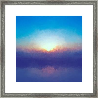 The Fifth One Framed Print by Lonnie Christopher