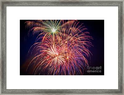 The Finale Framed Print by Lynn Sprowl