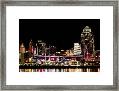 The Finishing Touches Framed Print by James Patterson