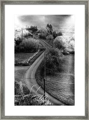 The First Morning Of The First Day Framed Print