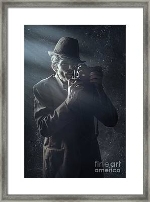 The Flashback Framed Print by Jorgo Photography - Wall Art Gallery