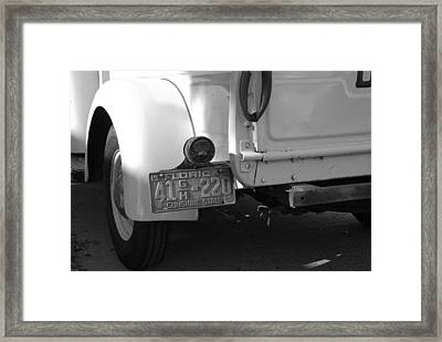 The Florida Dodge Framed Print by Rob Hans
