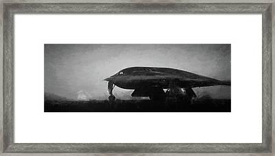 The Fog Of War Framed Print by JC Findley