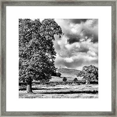 Old John Bradgate Park Framed Print by John Edwards