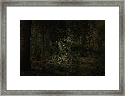 Framed Print featuring the photograph The Folly by Ryan Photography