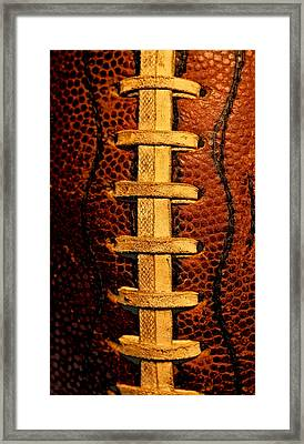 The Football 4 Framed Print
