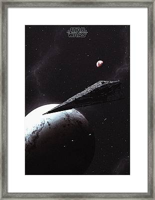 The Force Awakens Framed Print