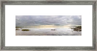 The Forever Dawn Framed Print
