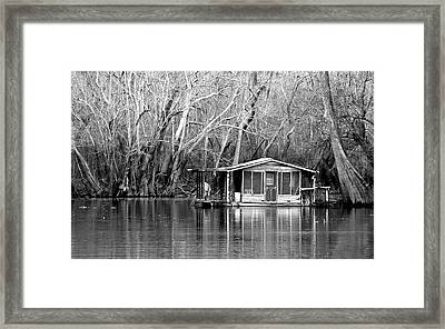 The Forgotten Framed Print by Debra Forand