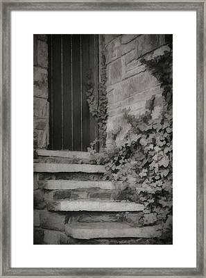 The Forgotten Door Framed Print