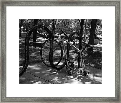 The Forgotten Framed Print