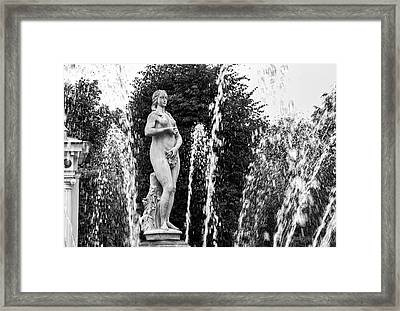 The Fountain Of Eve Framed Print