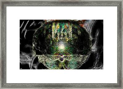 The Fountainhead Framed Print by Yannick Wende