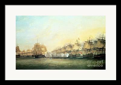 1720-94 Framed Prints