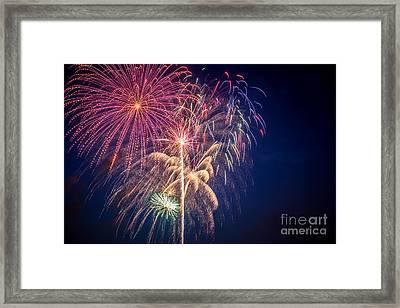 The Fourth Framed Print by Lynn Sprowl