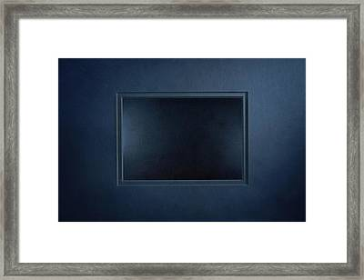 The Frame Framed Print