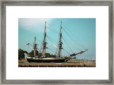 The Friendship Framed Print