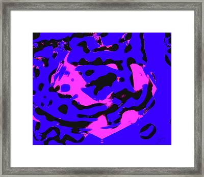The Frog Framed Print