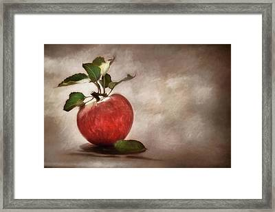 The Fruit Of The Spirit Framed Print by Lori Deiter