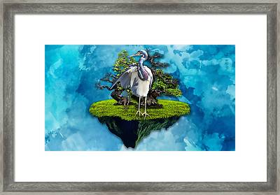 The Funtastic Journey Framed Print
