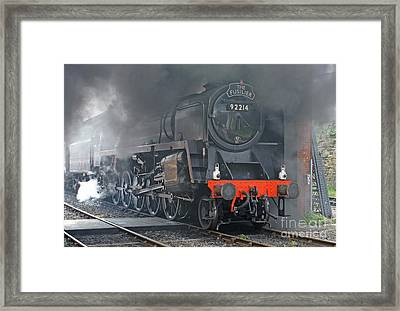 The Fusilier Framed Print