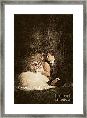 The Future Of A Marriage Framed Print by Jorgo Photography - Wall Art Gallery