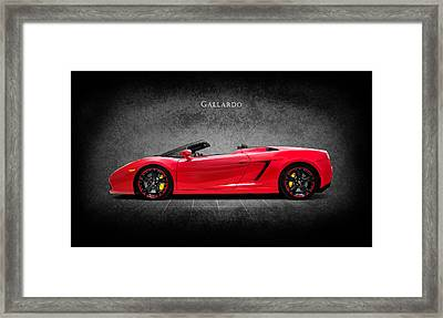 The Gallardo Framed Print by Mark Rogan