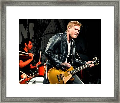 The Gaslight Anthem Framed Print