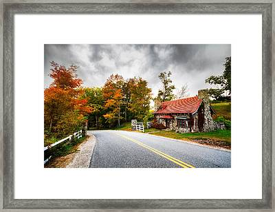 The Gate Keeper Framed Print by Robert Clifford